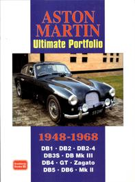 Aston Martin Ultimate Portfolio 1948-68