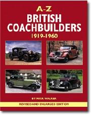A-Z British Coachbuilders 1919-60