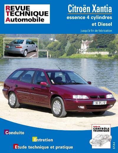 Citroen Xantia Essence & Diesel RTA108
