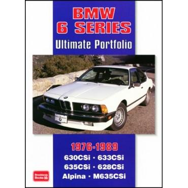 Bmw 6 Series 1976-1989 Ultimate Portfolio