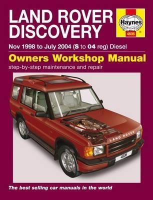 Land Rover Discovery Diesel 1998-04