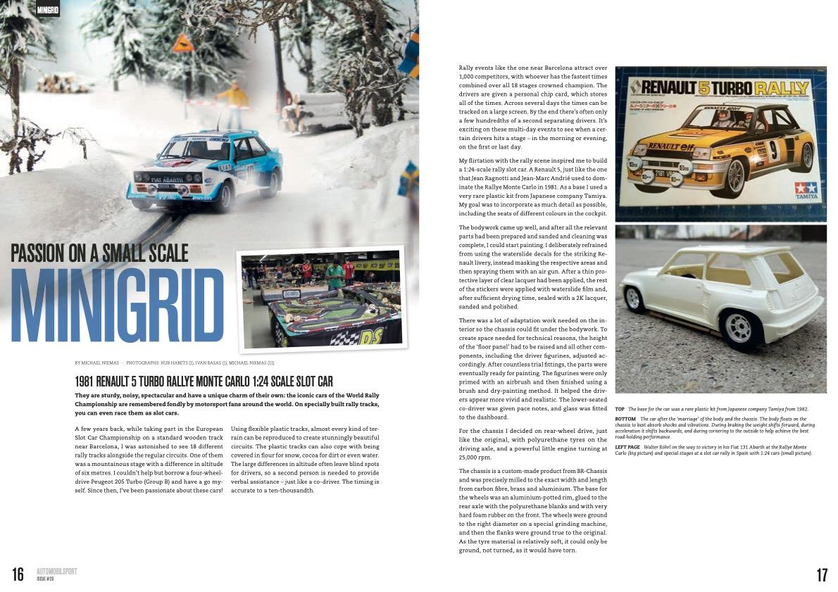 Mirage Sports Car Racing 1967-1982 (Vol 26 Automobilsport)