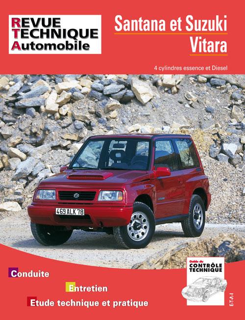Suzuki Vitara Ess/D, 1990-97 (RTA553)