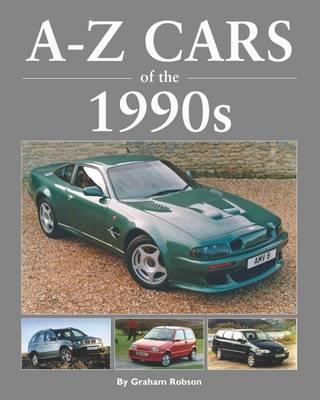 A-Z Cars 1990'S