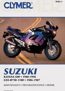 Suzuki GSX-R750-1100 86-96