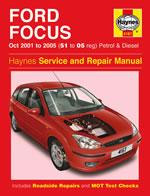 Ford Focus Petrol & Diesel 2001-05