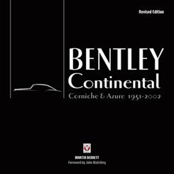 Bentley Continental, Corniche & Azure 1951-2002