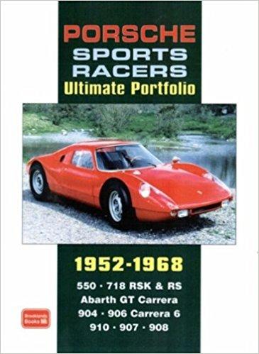Porsche Sports Racers 1952-68