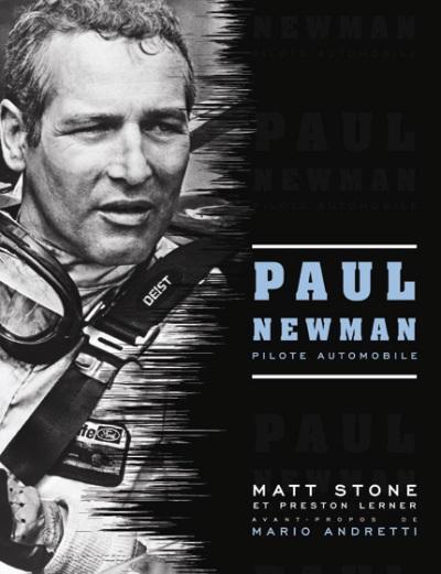 Paul Newman - Pilote Automobile