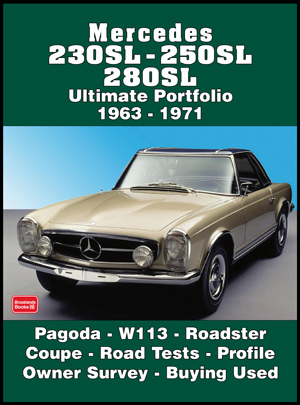 Mercedes Benz 230SL-250SL-280SL Ultimate Portfolio