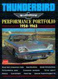 Thunderbird Performance Portfolio 1958-63