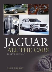 Jaguar: all the Cars (4rd Edit)