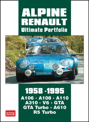 Alpine Renault Ultimate Portfolio 1958-1995