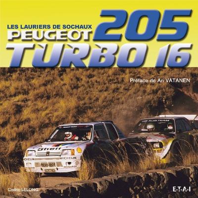Peugeot 205 TURBO 16: Les Lauriers de Sochaux