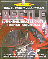 How To Modify VW Beetle Suspension, Brakes,Chassis