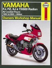 Yamaha FZ, XJ, FJ & YX600 1984-92