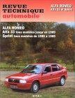 Alfa Romeo 33 1983-89 - Sprint 1985-89 (RTA451)