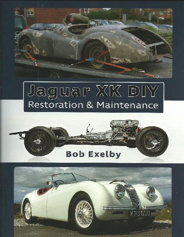 Jaguar XK: DIY Restoration & Maintenance