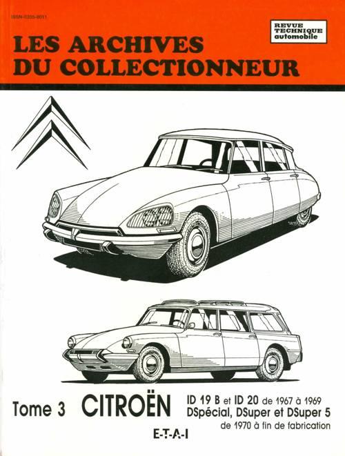 Citroën ID 19B-20-DS Special-Super (AC32)