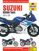 Suzuki GS 500 Twin 1989-2008
