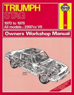 Triumph Stag 1970-78