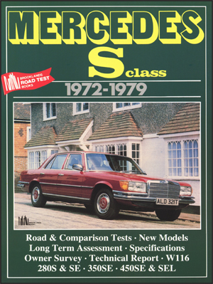 Mercedes S Class 1972-79