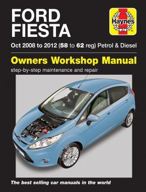 Ford Fiesta Petrol & Diesel 2008-12