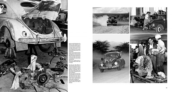 Safari Rally 50 Years of the Toughest Rally