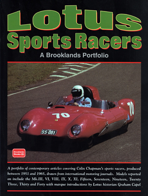 Lotus Sports Racers 1951-1965