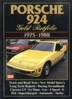 Porsche 924 Gold Portfolio 1975-88