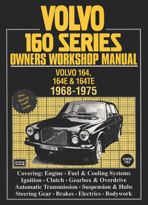 Volvo 160 Series 1968-75