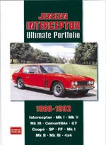 Jensen Interceptor Ultimate Portfolio 1966-92