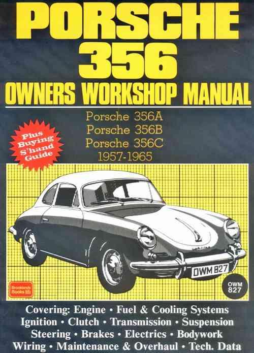 Porsche 356 1957-65