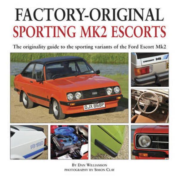 Factory Original Sporting MKII Escorts