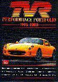 TVR Performance Portfolio 1995-2000