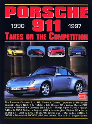 "Porsche 911 ""Takes on Competition"" 1990-97"