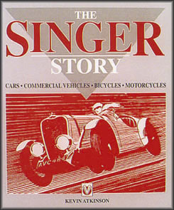 Singer Story - The Cars, Commercial Vehicles,