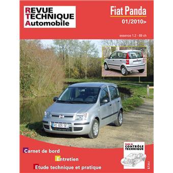 Fiat Panda 1.28V 2008- (RTAB747)
