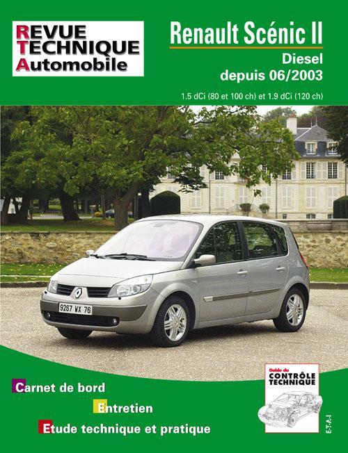 Renault Scenic II Diesel Desde 06/2003 (RTA679)