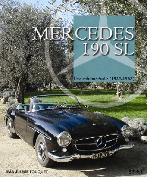 Mercedes Benz 190 SL: une sublime Etoile 1955-1963