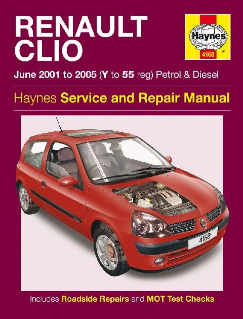 Renault Clio Petrol & Diesel 2001-2005