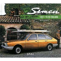 Le Simca 1307/1510/Solara de mon père