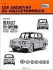Renault 8 Gordini 1965-70 (AC25)