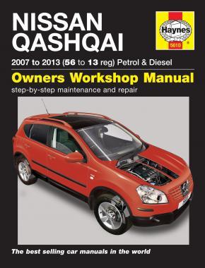 Nissan Qashqai Petrol & Diesel 2007-13