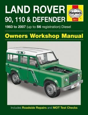 Land Rover 90, 110 & Defender Diesel 1983-2007