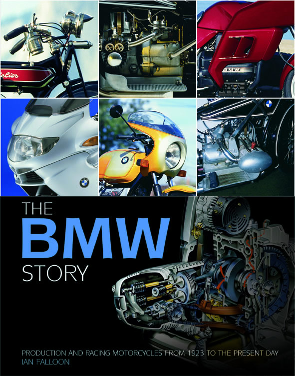 BMW Story since 1923 - 2nd Edt.