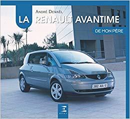 La Renault Avantime de mon père