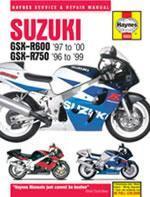 Suzuki GSX-R600 & 750 1996-00