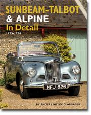 Sunbeam-Talbot & Alpine in Detail 1938-57