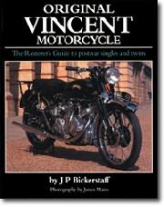 Original Vincent Motorcycle